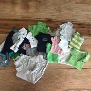 Other - Newborn Boy Lot